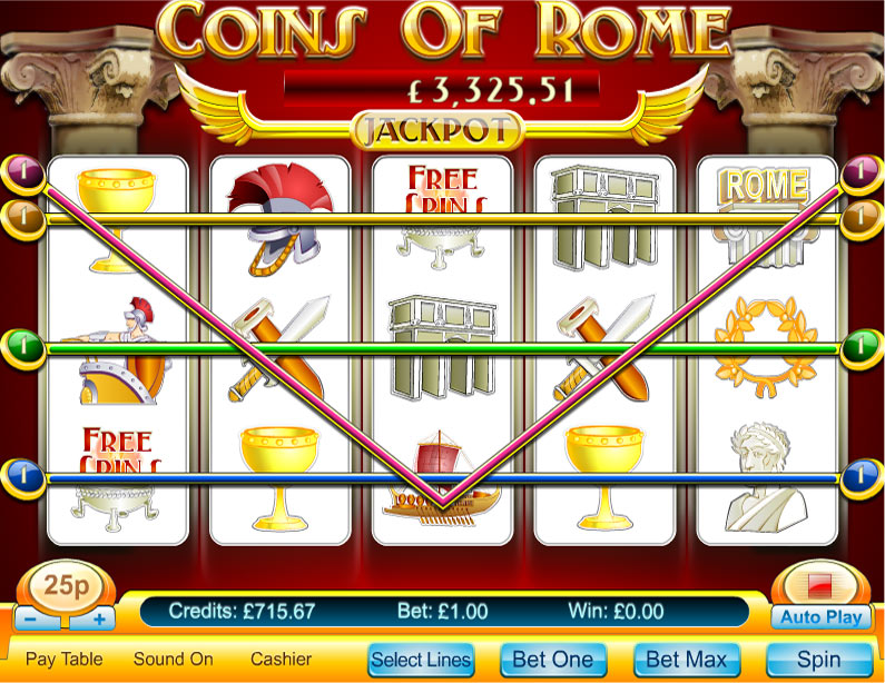 Coins-Of-Rome