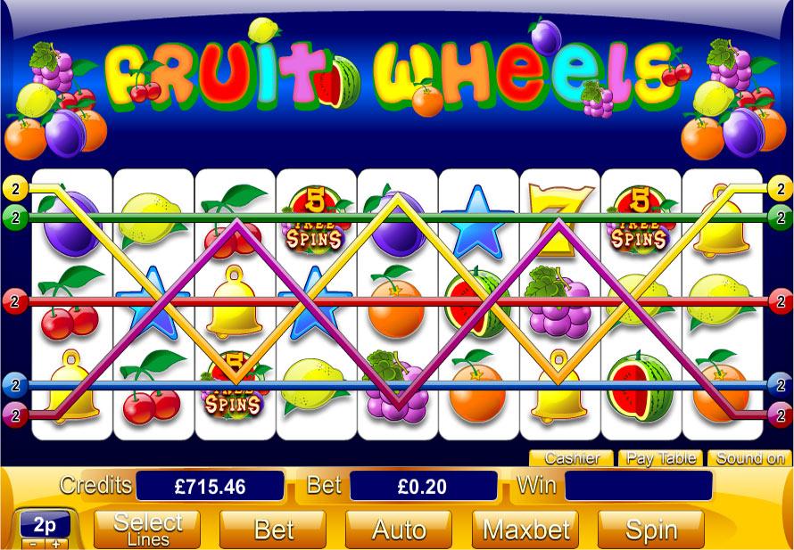 Fruit-Wheels