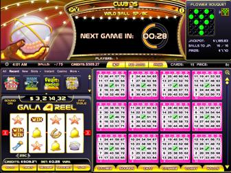 Bingo Gala Screen Shots